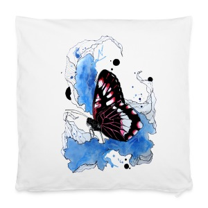 Butterfly II by carographic, watercolor artist
