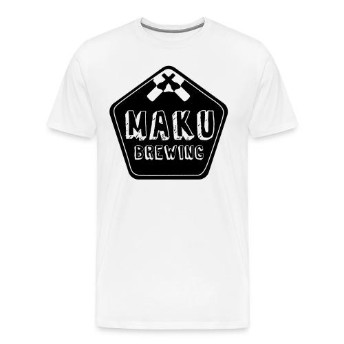 Maku Brewing miesten t-paita - Miesten premium t-paita