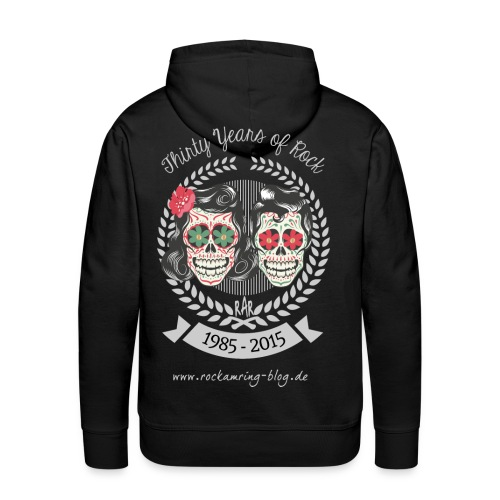 Pulli - RaR - 30 Years of Rock - Männer Premium Hoodie