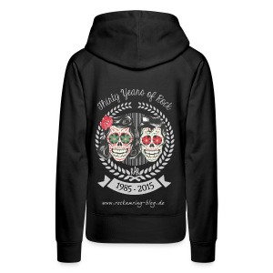 Girlie - Pulli - RaR - 30 Years of Rock - Frauen Premium Hoodie