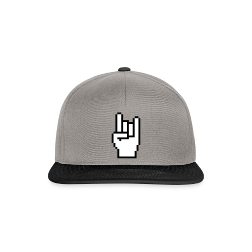 METAL HAND - Snapback cap