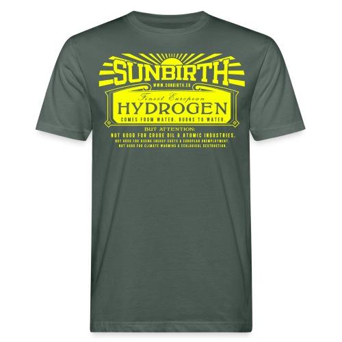 SUNBIRTH shirt - Männer Bio-T-Shirt