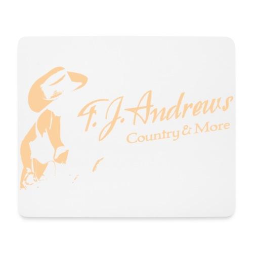 Mousepad T.J. Andrews - Mousepad (Querformat)