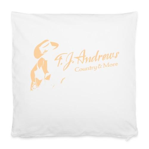 Kissen T.J. Andrews - Kissenbezug 40 x 40 cm