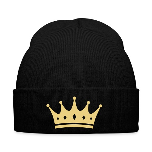 Crown-Beanie - Wintermütze