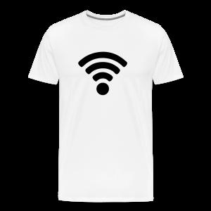 WiFi - T-shirt Premium Homme