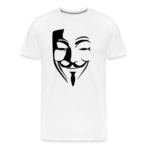 Anonymous - T-shirt Premium Homme