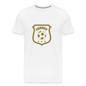Football / Fußball / Fussball / Foot / Fútbol / Calcio - Männer Premium T-Shirt