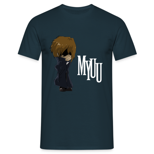 Chibi Myuu ♂ - Men's T-Shirt