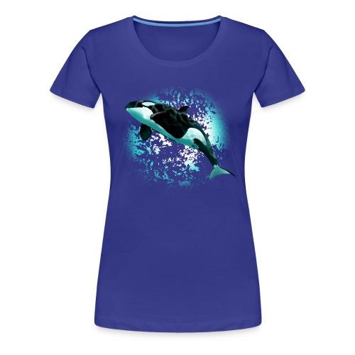 Koszulka damska Premium-Dreams. - Koszulka damska Premium