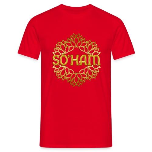 Soham - Herren T-Shirt - Männer T-Shirt