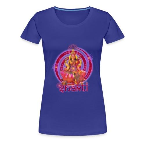Shakti - Damen T-Shirt leicht tailliert - Frauen Premium T-Shirt