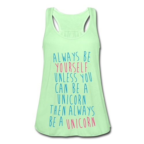 unicorn tanktop - Women's Tank Top by Bella