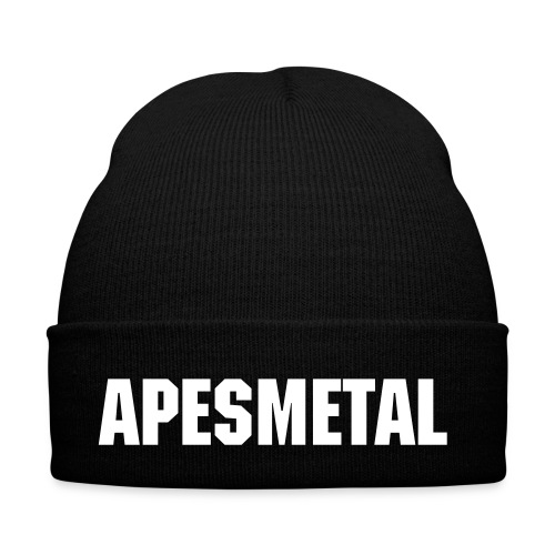 apesmetal winter cap - Wintermütze