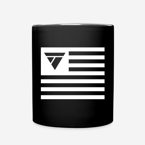 Tomy Hawk TV Flag Tasse - Tasse einfarbig