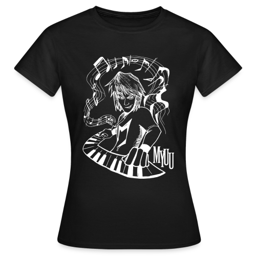 Classic Black ♀ - Women's T-Shirt