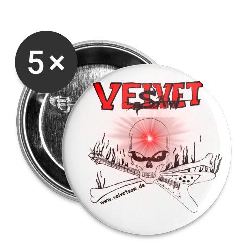 Sticker - Buttons mittel 32 mm