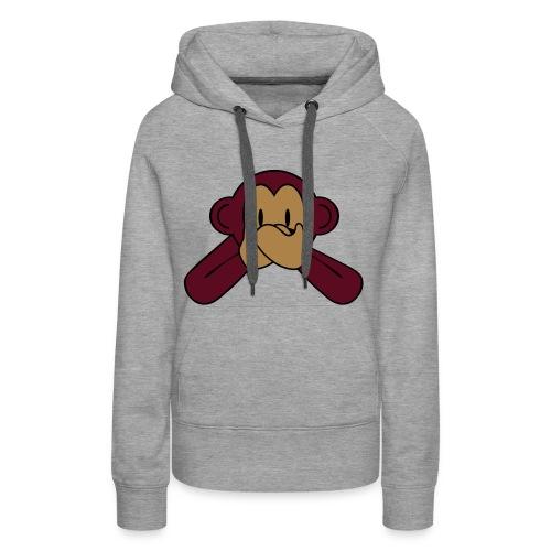 ''ZWIJG'' Vrouwen sweater - Vrouwen Premium hoodie