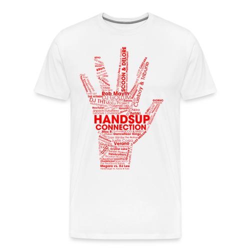 huc_001_red - Men's Premium T-Shirt