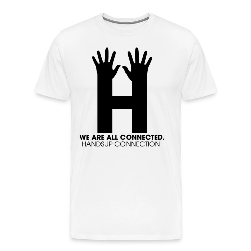 huc_002_black - Men's Premium T-Shirt