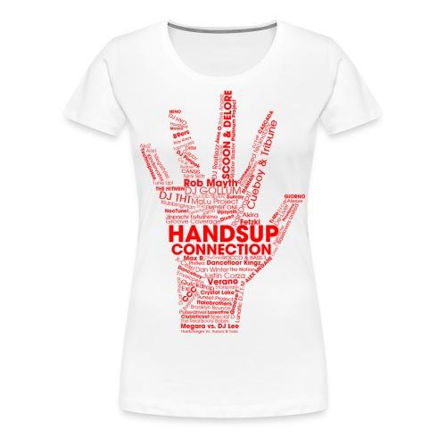 huc_001w_red - Women's Premium T-Shirt
