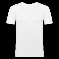 T-Shirts ~ Männer Slim Fit T-Shirt ~ Ä Draum