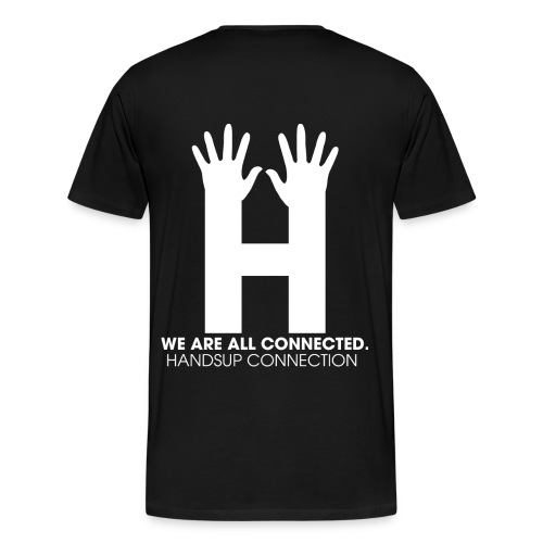 huc_001_fb_white - Men's Premium T-Shirt