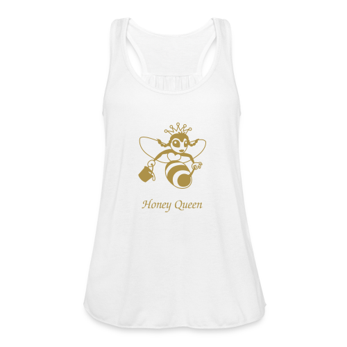 Honey Queen - Vrouwen tank top van Bella