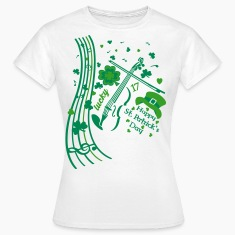 St.Patrick's Day Plus T-Shirts