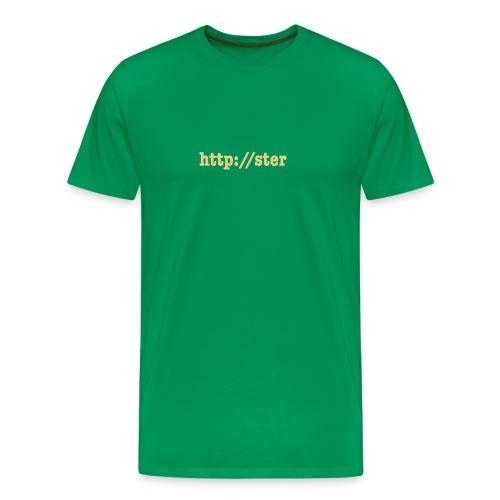Hipster - Männer Premium T-Shirt
