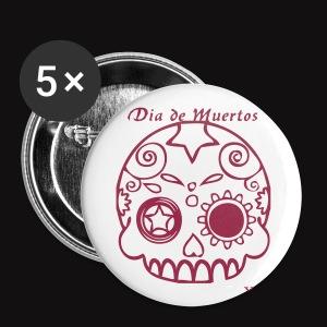 DDM 1 RED - Badge petit 25 mm
