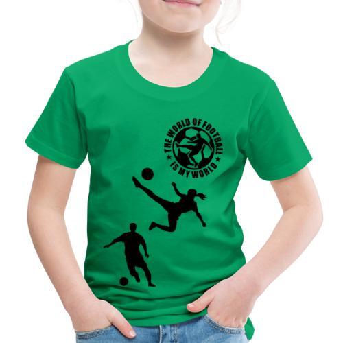st000127 - Maglietta Premium per bambini