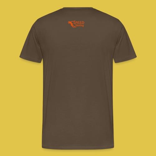 Das Dezente - Männer Premium T-Shirt