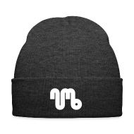 Caps & Hats ~ Winter Hat ~ Winter cap - Numb - White Logo