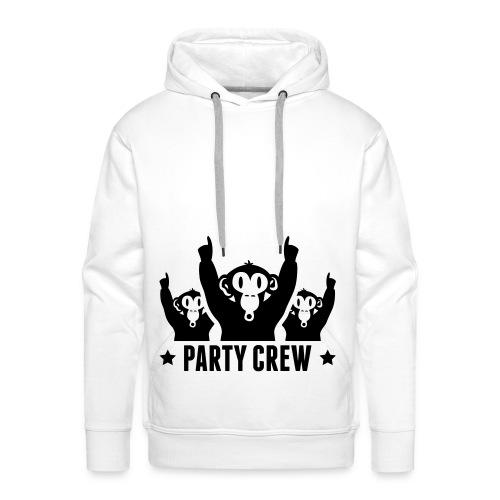 PARTY CREW Hoodie - Männer Premium Hoodie