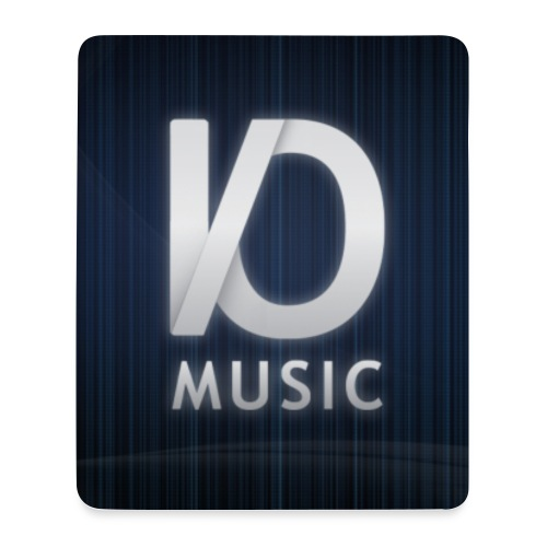 Mouse mat #2 - I/O Music - Mouse Pad (vertical)