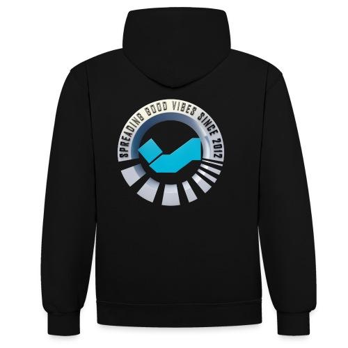 2015 Logo Hoody - Contrast hoodie