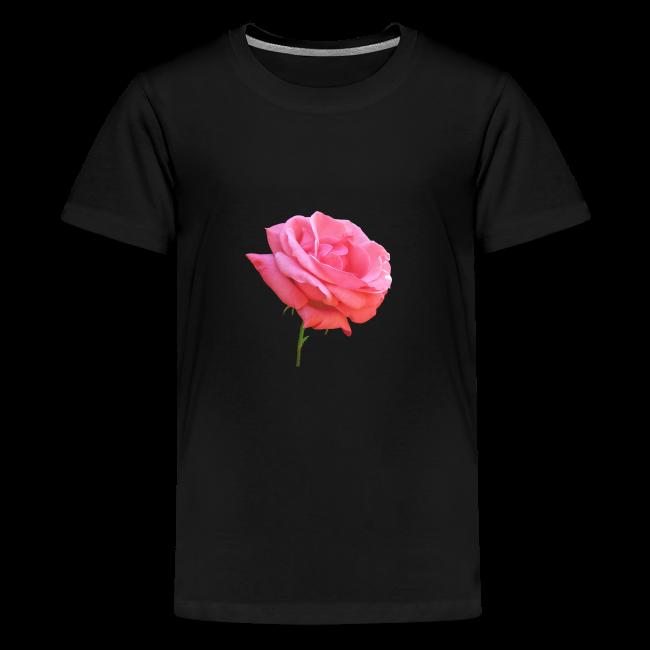 TIAN GREEN Shirt Teen - Rose