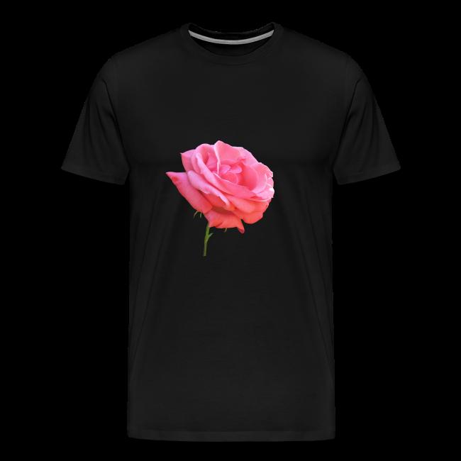 TIAN GREEN Shirt Men - Rose