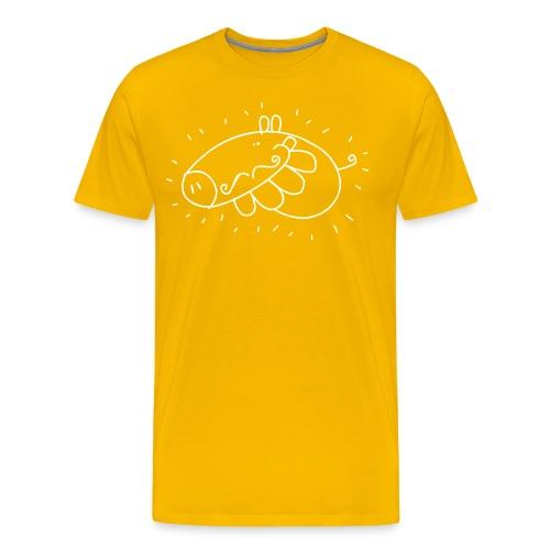 le porc - Men's Premium T-Shirt