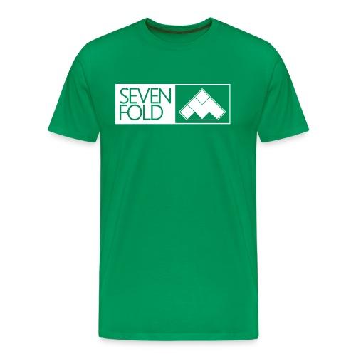 Sevenfold T-Shirt White - Maglietta Premium da uomo