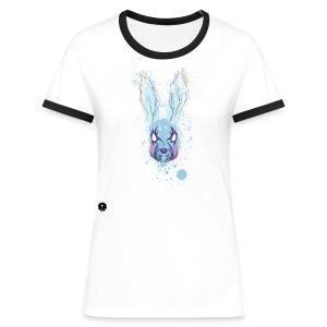 Frank - Women's Ringer T-Shirt