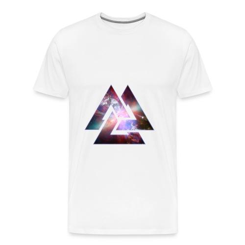 White illu by tyl - Mannen Premium T-shirt