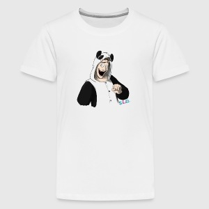 Panda - Teenager Premium T-Shirt - Teenager Premium T-Shirt