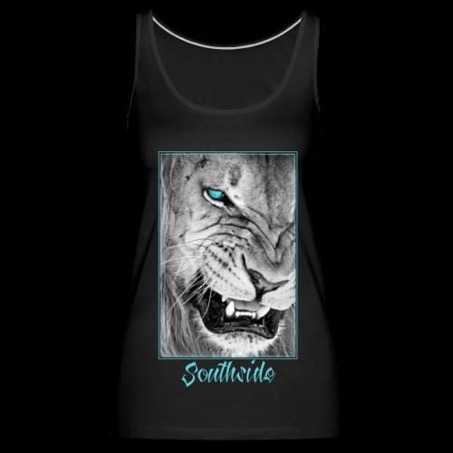 Southside Lion  - Frauen Premium Tank Top