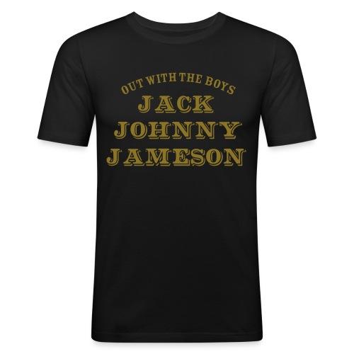 johnny 2 - Men's Slim Fit T-Shirt