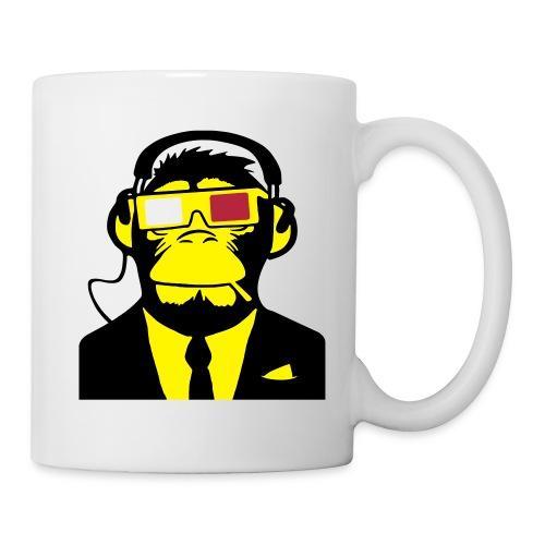 tazza con scimmia - Tazza