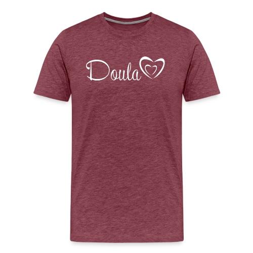 Doula t-paita - Miesten premium t-paita