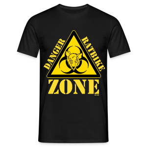 Rat's Biohazard by LPB - T-shirt Homme