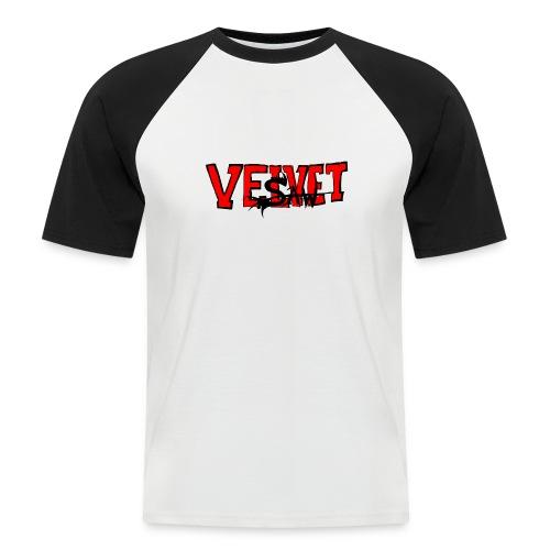 Baseshirt - Männer Baseball-T-Shirt